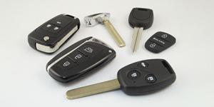 Автомобильные ключи